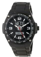 BROOKLYN NETS NBA GAMETIME WARRIOR SPORTS WATCH NBA-WAR-BK, NEW IN BOX!