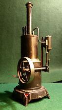 Kleine Dampfmaschine um 1920