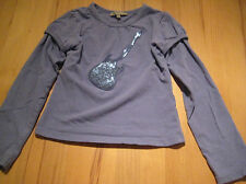 Lisa Rose Sweatshirt fille 6 years 114 cm Girl Mädchen Sweat