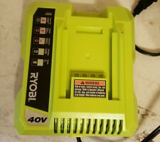 Ryobi 40 Volt Replacement Lithium-Ion Charger OP401 40v