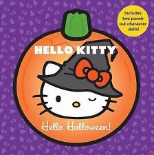 Hello Kitty, Hello Halloween!-ExLibrary