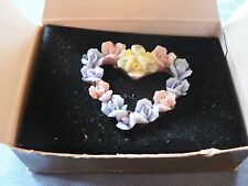 "AVON  ""Hearts & Flowers"" PIN BROOCH, Issued 1998, In Original Box - SALE - SALE"