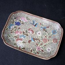 VIDE POCHE ANCIEN EMAIL CLOISONNE XIXè CHINE enamel China Antique 19thC