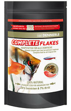 Dennerle Premium Fish Food: Complete Gourmet Flakes 750ml for All Fish