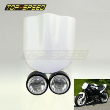 Buell Style Screen XB12X XB12S XB12R XB-9 Twin Dominator Headlight Streetfighter