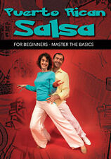 DVD:PUERTO RICAN SALSA FOR BEGINNERS - NEW Region 2 UK