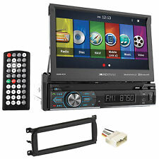 1999-2004 Jeep Grand Cherokee Navigation DVD Player w/Bluetooth, MobileLink8.2