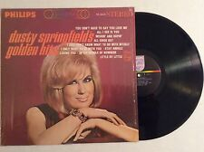 DUSTY SPRINGFIELD Dusty Springfield's Golden Hits 1966 Orig Philips stereo M-