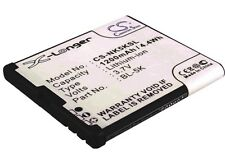 UK Battery for Nokia C7-00 BL-5K 3.7V RoHS