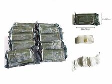 Lot 10 Israeli Bandage Emergency Trauma Dressing IDF Military IFAK First Aid Kit