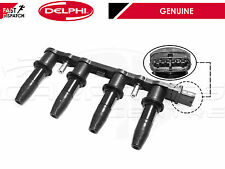GENUINE DELPHI IGNITION COIL PACK VAUXHALL ASTRA H ZAFIRA B INSIGNIA 95517924