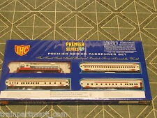 BBS32 JAMES E. STRATES HO TRAIN SET WITH TRACK & POWER PACK NEW IN SET BOX