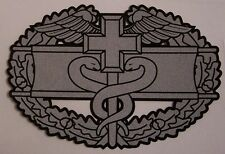 Window Bumper Sticker Military Army Combat Medical Badge NEW Decal
