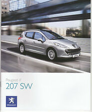 Catalogue Peugeot 207 SW de 2008