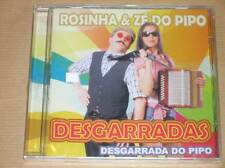 CD / ROSINHA & ZE DO PIPO / DESGARRADAS / DESGARRADA DO PIPO / NEUF SOUS CELLO