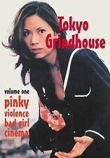 Tokyo Grindhouse Volume One: Pinky Violence Bad Girl Cinema, .., .., book, , Exc
