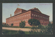 1910s PENSION OFFICE WASHINGTON DC POSTCARD # Z 120