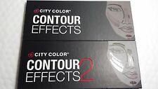CITY COLOR CONTOUR EFFECTS AND CONTOUR EFFECTS 2 (2 PACK) BRONZE HIGHLIGHT