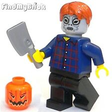 M739 Lego Janson Zombie Undead Freddy Ghost Halloween Custom Minifigure NEW