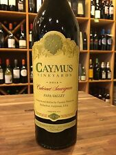 2014 Caymus  Cabernet Sauvignon ***1Bottle*** Wine