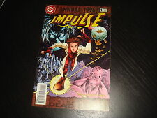 IMPULSE AND THE ATOM : DOUBLE SHOT #1  The Flash spin-off DC Comics 1998 NM
