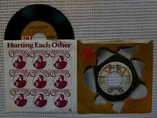 CARPENTERS Hurting Each Other Pic Sleeve 45 NM- Merry Christmas 45 w/Sleeve NM-