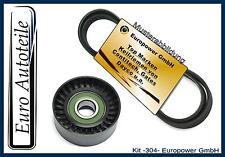 Keilrippenriemen+Spannrolle OPEL ASTRA H COMBO 1.3 CDTI
