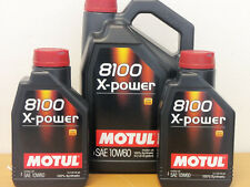 9,81€/l Motul 8100 X-Power 10W-60 7 Ltr für Motorsport BMW M etc.