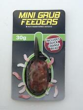KORUM FISHING MINI GRUB FEEDERS - 30g