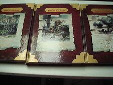 Libro La perla del rio rojo - Sandokan - Los tigres de Malasia - Emilio Salgari