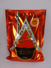 Original Hungarian Ground Paprika. SWEET Kalocsai Paprika Powdered 75g / 2.6 oz.