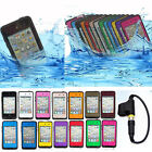 Multi-Color Waterproof Shockproof Case Cover For Apple iPod Touch 4G 4th Gen US