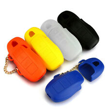 1PCS Key Cover Bag Silicone Key Case For Porsche Oxster Cayman Maca  Cayenne 911