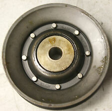 "3 3/16"" V-Belt Idler Pulley 1/2"" Belt 3/8"" Bore 7/8"" Bore Length"