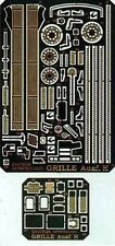 Extratech EXV72026 1/72 PhotoEtch Details for Grille Ausf. H (Attack Kit)