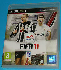 Fifa 11 - Sony Playstation 3 PS3 - PAL