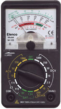 ELENCO M-105 Analog Multimeter NEW!!!