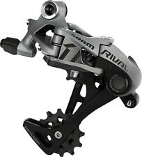 SRAM Rival 1 Type 2.1 Long Cage Rear Derailleur for 11-Speed Cassettes