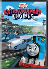 THOMAS AND FRIENDS: EXTRAORDINARY ENGINES (the tank engine) - DVD - Region 1