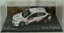 Altaya Subaru Impreza WRC 1:43 Diecast Car Portugal Rally 2010 New Boxed