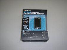 Brand New GlobalSat Bluetooth, GPS Navigation Receiver  BT-368....