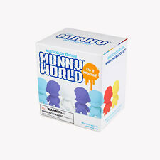 Kidrobot micro MUNNY munnyworld 2.5-inch SINGLE BLIND BOX