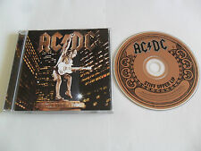 AC/DC - Stiff Upper Lip (CD 2000) GERMANY Pressing
