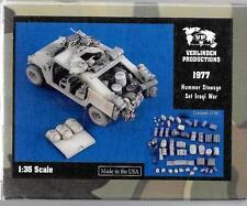 Verlinden Hummer Stowage Set, Iraqi War 1/35 1977 ST