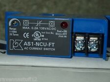 NK TECHNOLOGIES AS1-NCU-FT SPLIT CORE AC CURRENT SWITCH (NEW IN BOX)