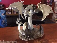 Prototype Test Shot Figure 2007 McFarlane Dragons Series 5 WATER DRAGON #X35
