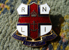 Exceptional Quality RNLI Royal National Lifeboat Institution Badge Boat