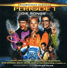 Traumschiff Surprise -Periode 1 Soundtrack CD NEU OST Dick Brave Helge Schneider