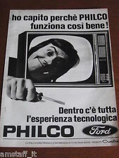 *24=PHILCO FORD TV TELEVISORI=1971=PUBBLICITA'=ADVERTISING=WERBUNG=PUBLICITE=