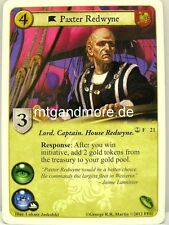 A Game of Thrones LCG - 1x Paxter Redwyne #021 - The Great Fleet